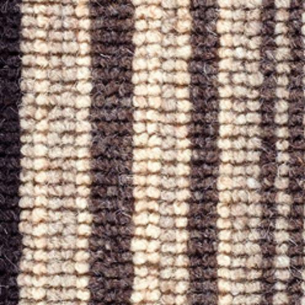 Cheltenham Stripe Carpet - Charcoal
